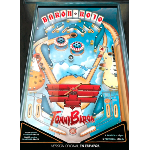 Bar�n Rojo - Tommy Bar�n