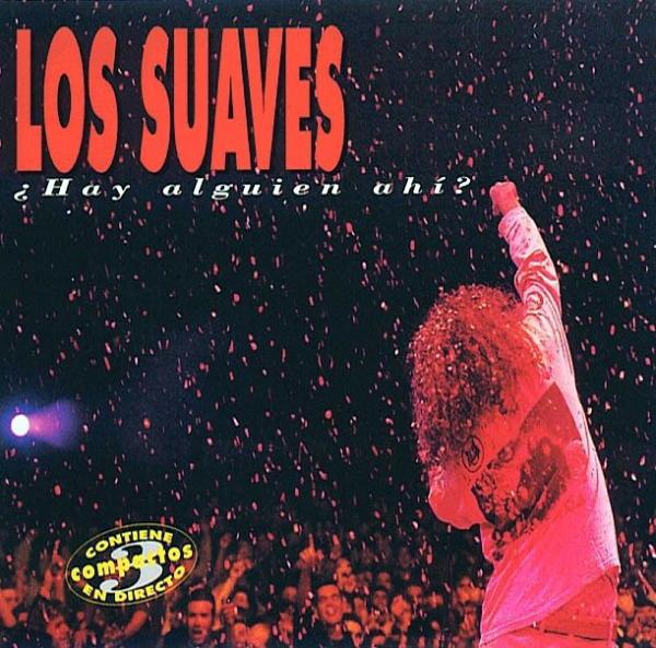 Portada del �Hay alguien ah�? (Los Suaves, 1995)