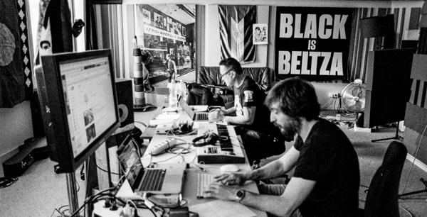 Fermin Muguruza - Black is Beltza