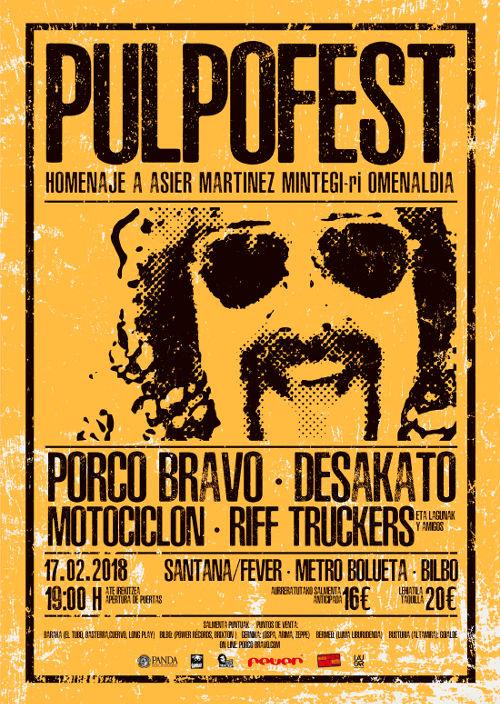 Pulpo Fest