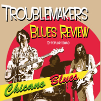 Portada de los Troublemakers