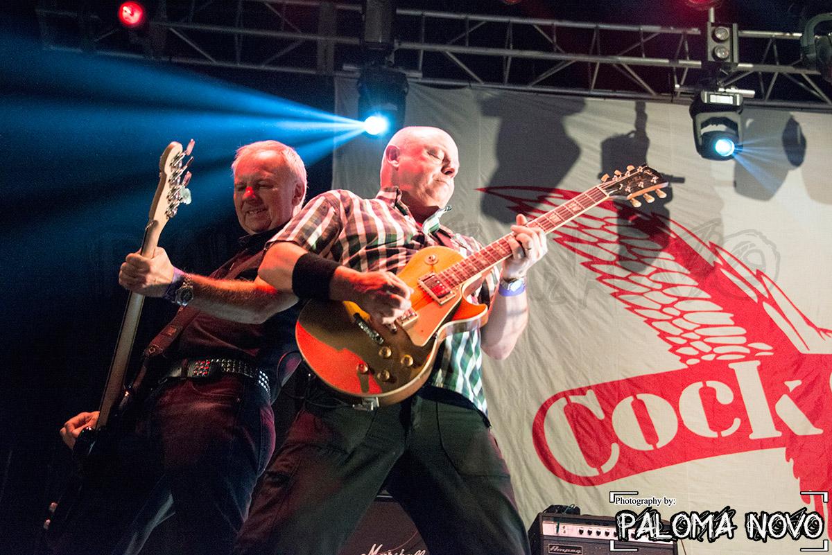 Cock Sparrer - Festival Gasteiz Calling