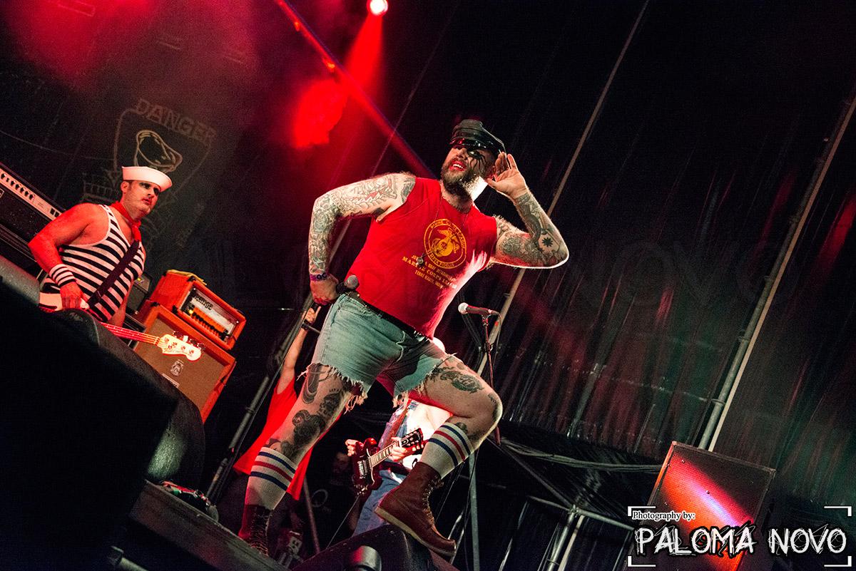 Turbonegro - Festival Gasteiz Calling