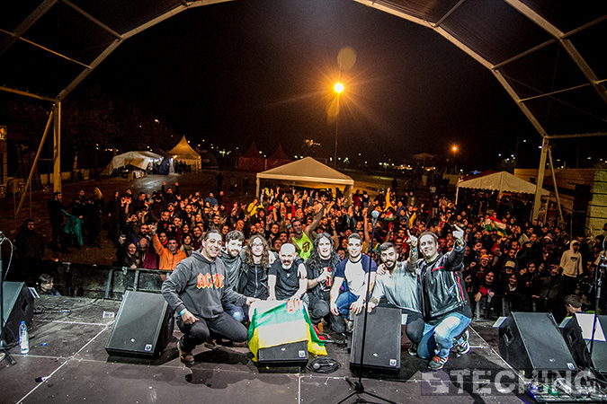 Silenciados - Festival Viña Rock 2016