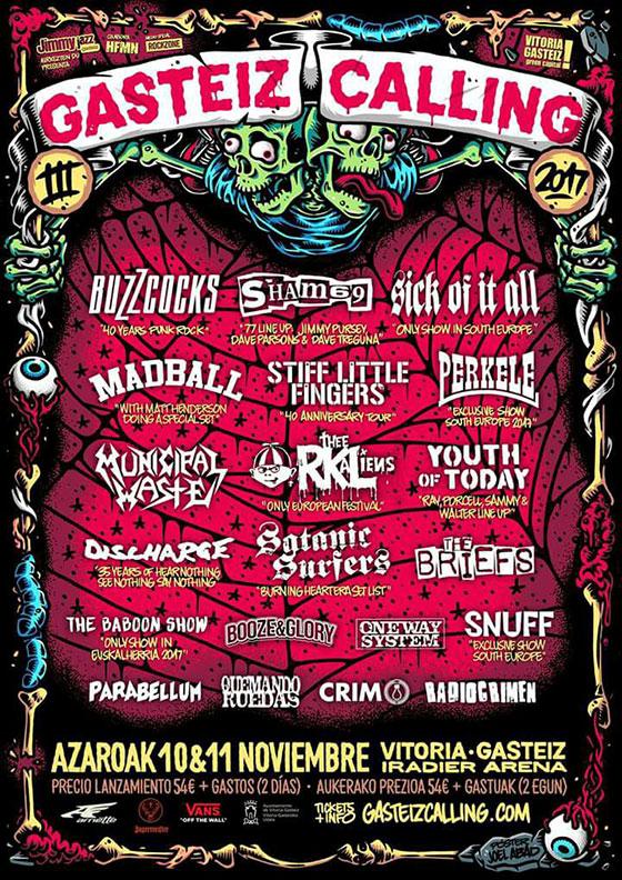 festival Gasteiz Calling