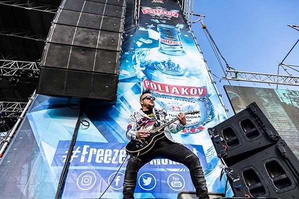Kaotiko en el Festival Viña Rock