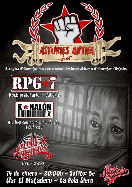 Asturies Antifa Fest