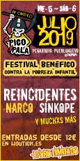 Publicidad - Festival a Pico y Pala