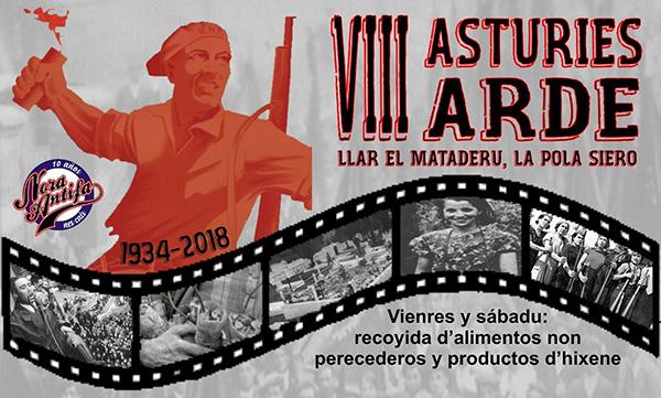 Festival Asturies Arde