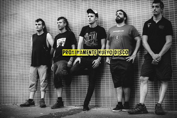 Atadxs a Nada - Street Punk