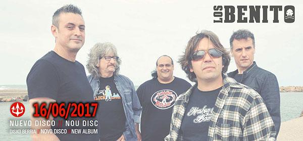 Nuevo disco de Los Benito