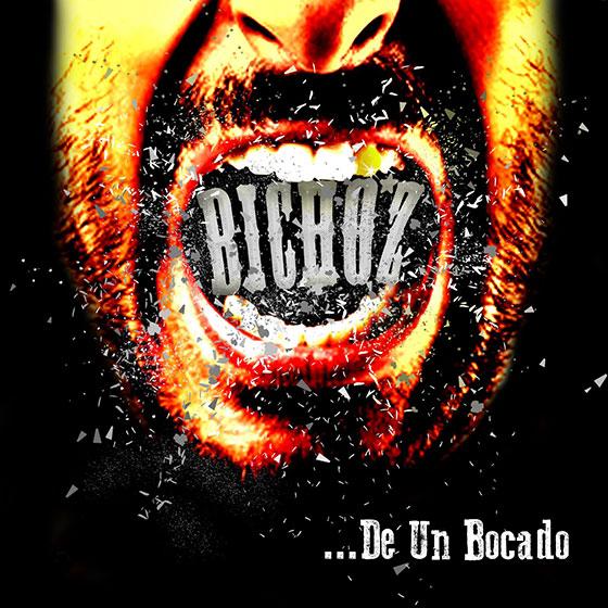 Portada EP Bicho*Z - Logroño