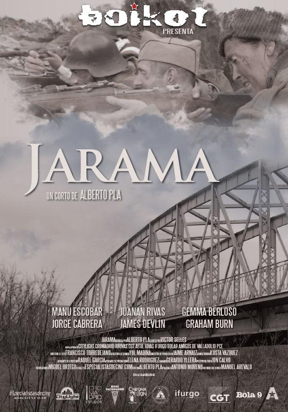 Cortometraje Jarama - Boikot