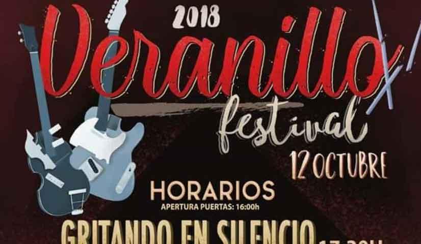 5f2cb104217f Cartel y horarios del Veranillo Festival de Cáceres - Manerasdevivir.com