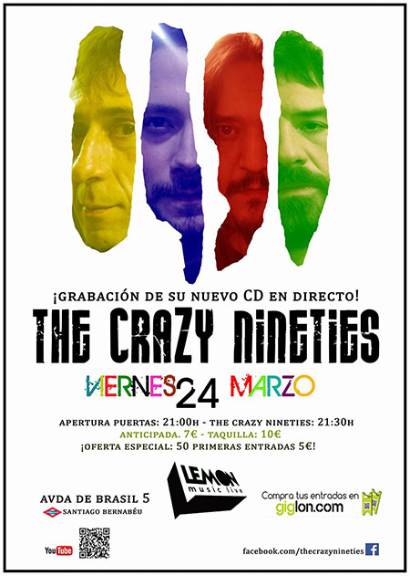 The Crazy Nineties