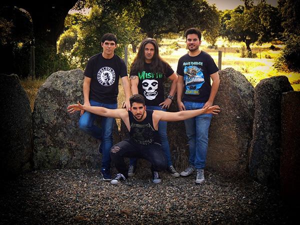 Emboscada. Banda de Heavy Metal