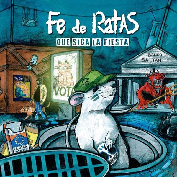 Fe de Ratas - Que siga la fiesta