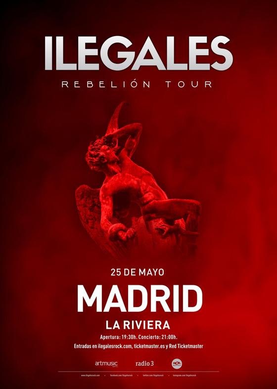 Ilegales en La Riviera de Madrid