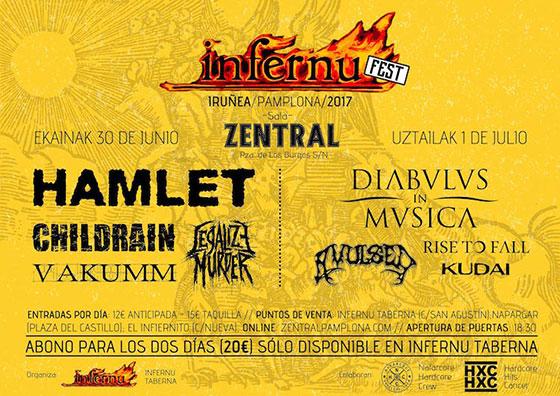 Cartel Infernu Fest 2017