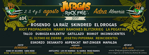 Juergas Rock 2017