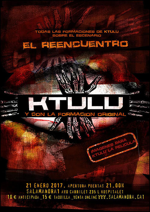 Reencuentro Ktulu