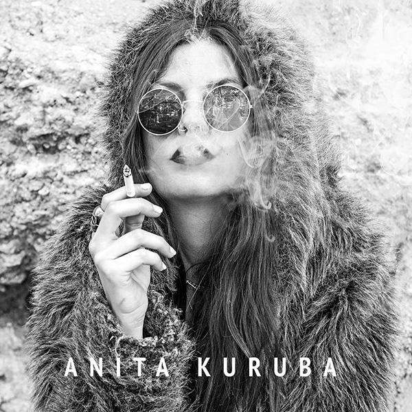 Portada del EP de Anita Kuruba (ex Canteca de Macao)