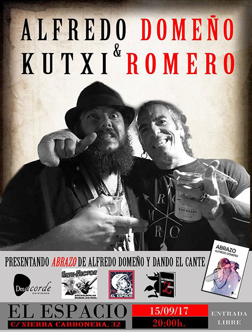 Alfredo Domeño y Kutxi Romero