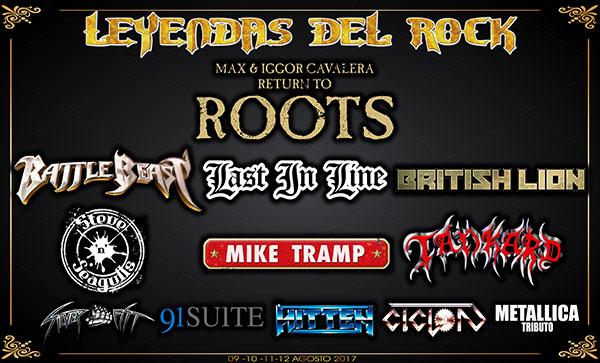 Festival Leyendas del Rock