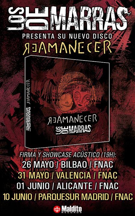 Los de Marras - Acústicos Reamanecer></div></p> </div>      <div id=