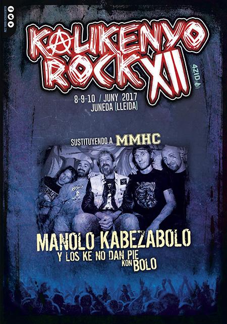 MKB Kalikenyo Rock Juneda