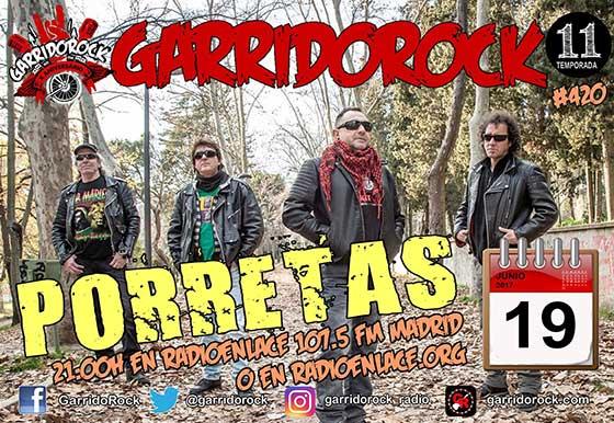 Porretas - Maohu - GarridoRock