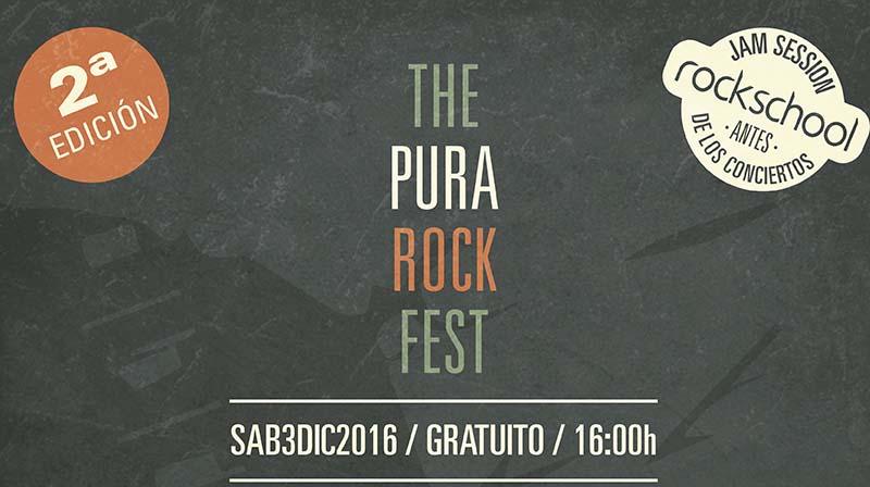 K-tólicos, La Ira, The Buzzos, La Mendinga y La Ruina en el festival gratuito The Pura Rock Fest