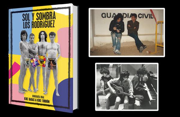 Biografía de Los Rodríguez