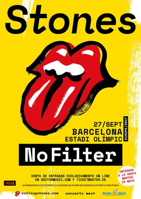 Rolling Stones en Barcelona 2017