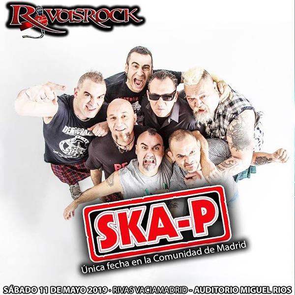 Concierto de Ska-P en Madrid