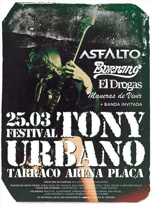 Festival Tony Urbano