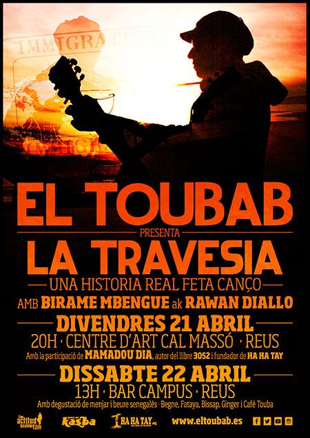 Gira La Travesía de El Toubab