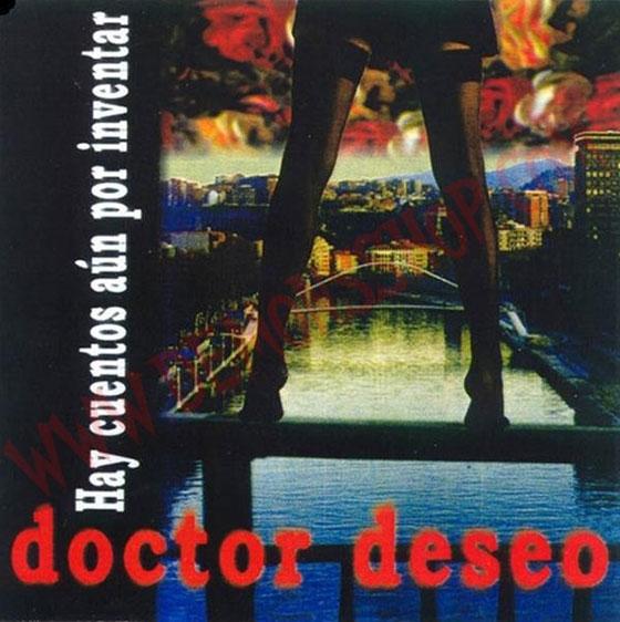 Vinilo Doctor Deseo - Hay cuentos aun por inventar