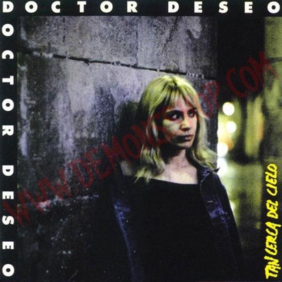 Vinilo Doctor Deseo - Tan Cerca del Cielo