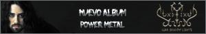 Nuevo disco de Power Metal